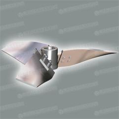 变截面螺旋弧叶桨式搅拌器(CBY)